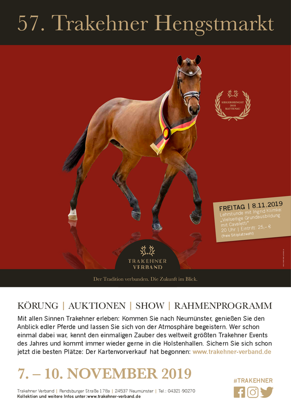 3fdc48480e9340 Pferd+Sport  Zucht und Sport in Schleswig-Holstein und Hamburg ...